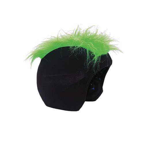 Funda casco Pelos verde