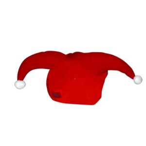 Funda casco Santa Claus Derecha