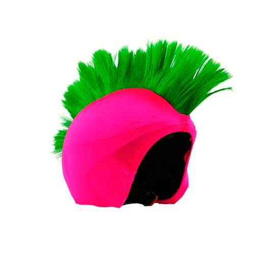 Funda casco punk rosa C