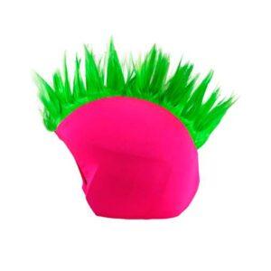 Funda casco punk rosa I