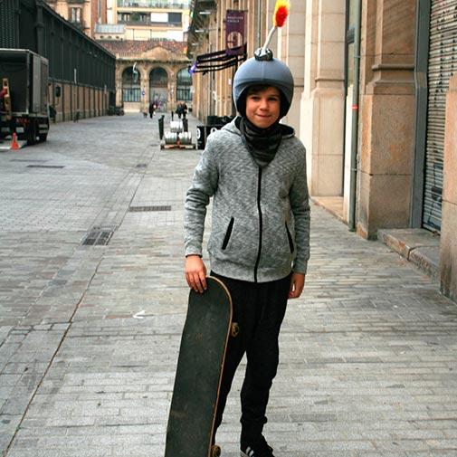 Funda casco Bomba Skate