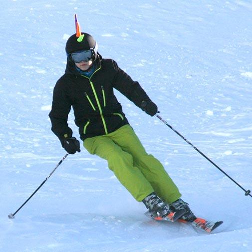 Funda casco Cresta ski