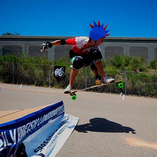 Funda casco Dragón Blaugrana Skate