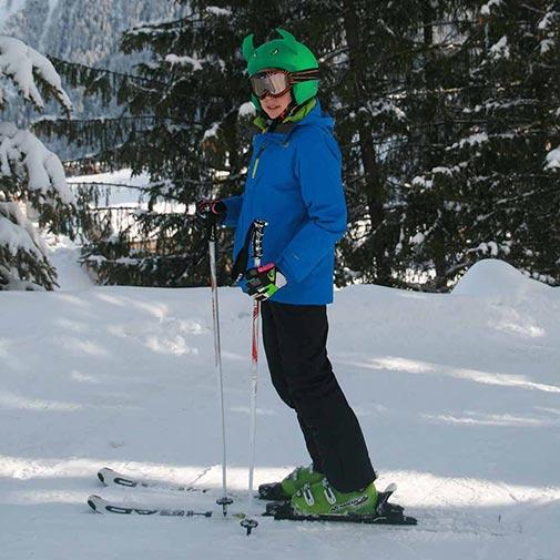 Funda casco Duende Ski-1