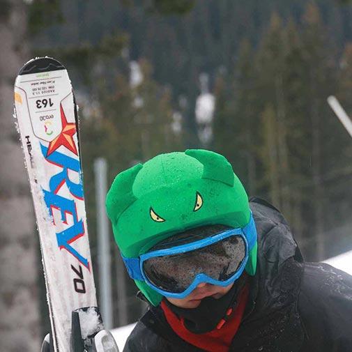 Funda casco Duende Ski