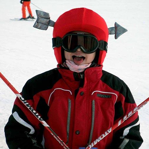 Funda casco Flecha Ski