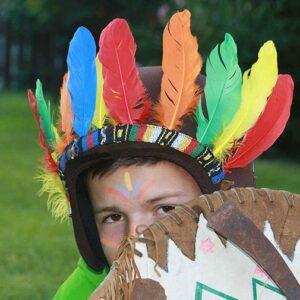 Funda casco Indio