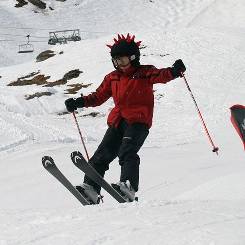 Funda casco Lord del mal Ski