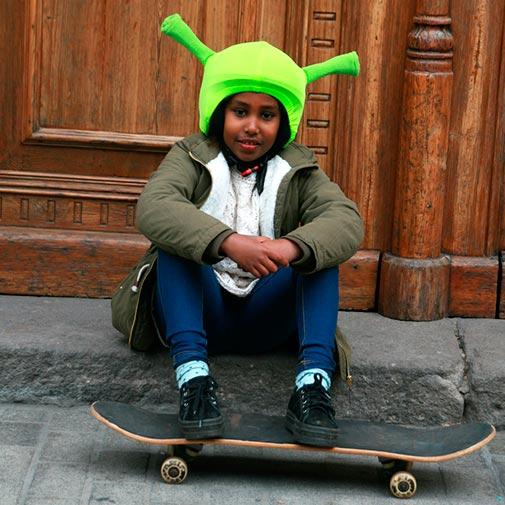 Funda casco Ogro Skate