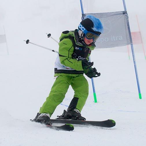 Funda casco Pelos azul ski descendo