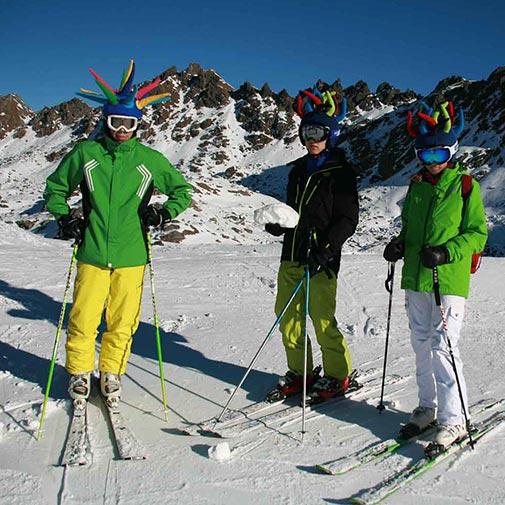 Funda casco Randy ski