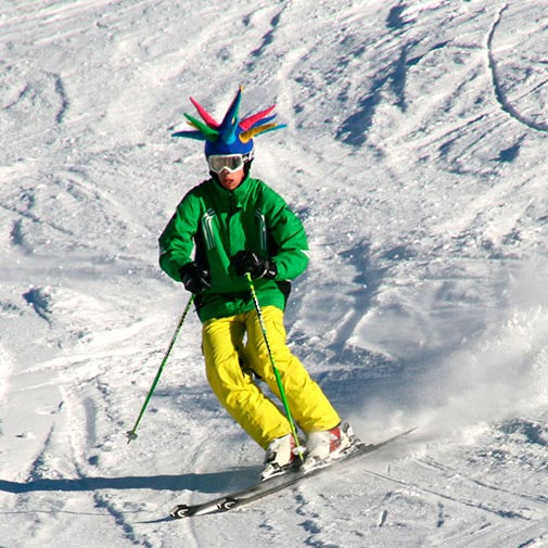 Funda casco Spike Ski
