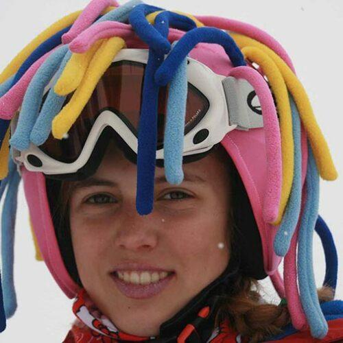 Funda casco Extensiones niña