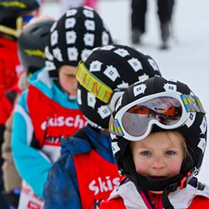 Funda casco custom Ski niños