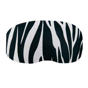 Goggle cover Zebra
