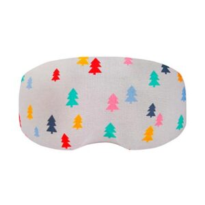 Funda para gafas Christmas tree