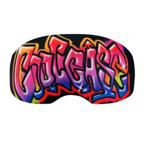 Goggle cover Graffiti