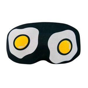 Funda para gafas huevos