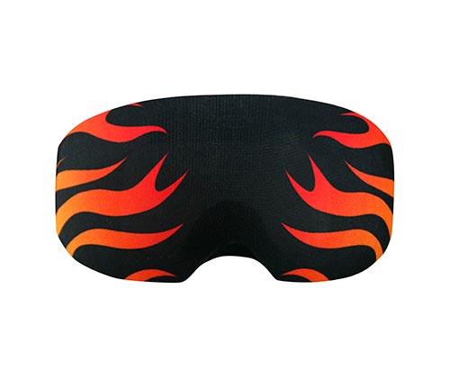 Funda para gafas llamas