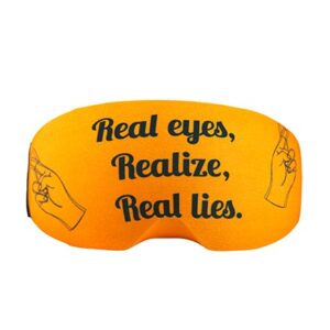 Funda para gafas real eyes