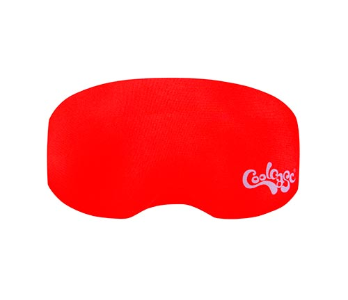 Goggle cover Red