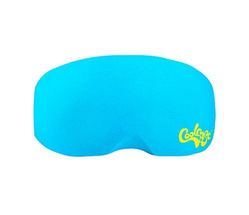 Funda para gafas color turquesa