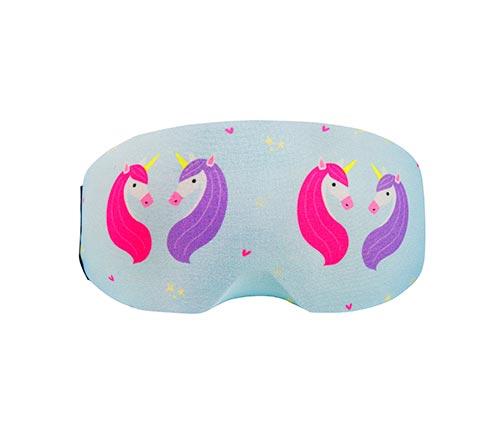Funda para gafas unicornios